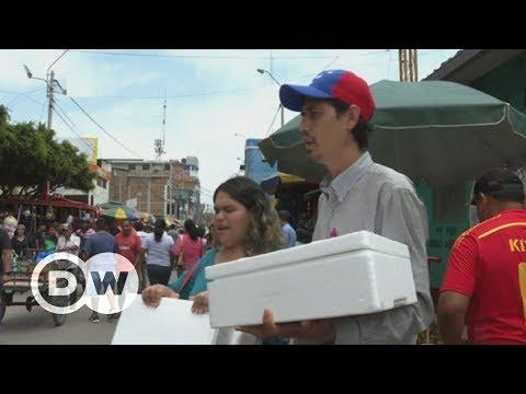 Venezuela's neighbors try to put brakes on migration | DW English