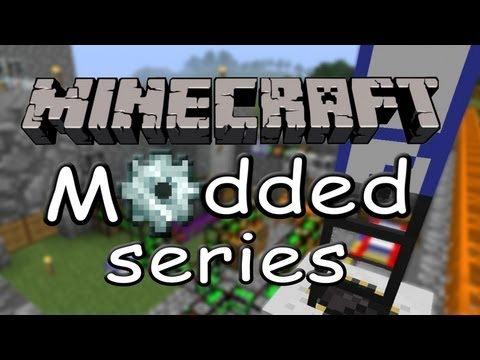 Season 4 Ep31 The Teleport Logistic Hub Explained + AutoMagic Power - Minecraft Modded Series
