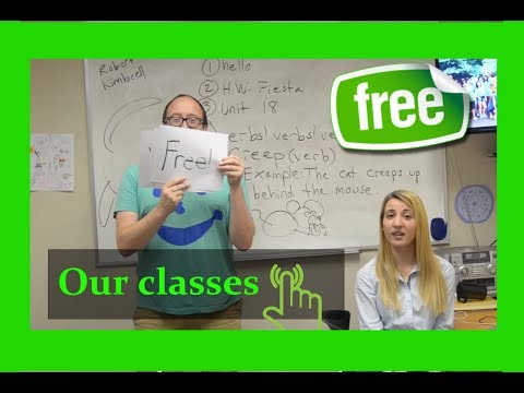 Free English Classes In New York