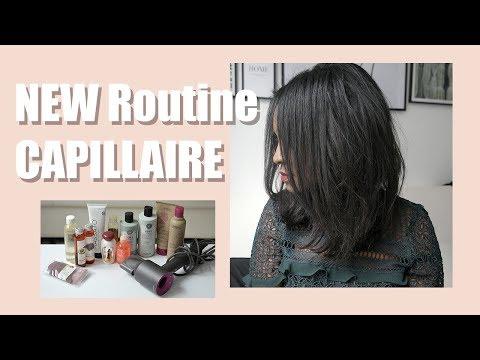 Cheveux raides et qui poussent ! Forts et brillants Routine complète Manuela Miro