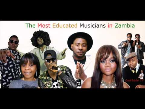 THE MOST EDUCATED ZAMBIAN MUSICIANS (NEW GENERATION)