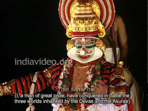 Kutiyattam Part 1, Kailasodharanam, Invis Multimedia, DVD