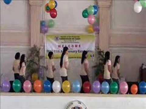 coa-r3 admin dance