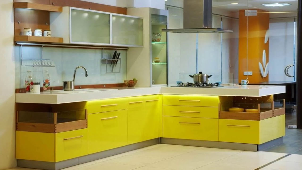 Parallel Kitchen Designs Furniture In India Youtube