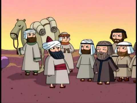 Ο Ιωσήφ και τ΄αδέλφια του Α΄(για παιδιά)