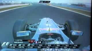 Formel 1 Highlights Indien Grandprix 2011