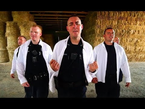Lip sync challenge: North Branford (CT) Police tops them all