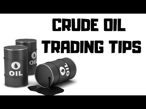 crude oil trading tips :-we should know before enter into crude trade
