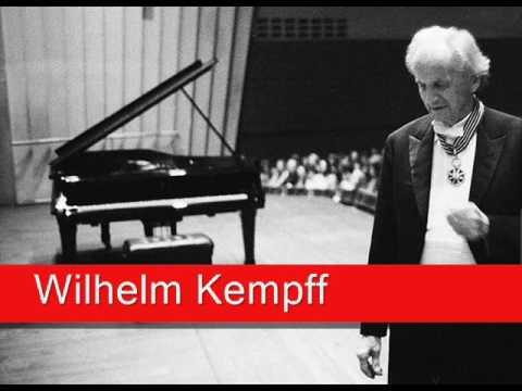 Wilhelm Kempff: Bach - 'Wachet auf! ruft uns die Stimme' BWV 140 (arr  Wilhelm Kempff)