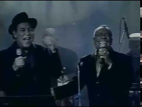 Cheo Feliciano y Ruben Blades En Concierto Completo