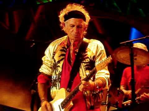 The Rolling Stones live in Chile - She