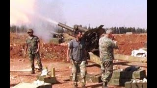 Видео боевиков ИГИЛ. Американский ПТРК ТОУ на службе ИГИЛ.