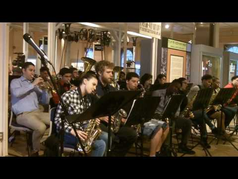"""""""Pack Up Your Troubles"""" - High School of Commerce Jazz Band - Springfield Armory"""