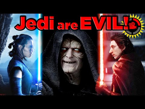 Film Theory: The UncomfortableTruth about theJediOrder (Star Wars:Jediare Evil)