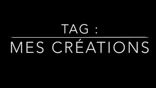 Tag Fimo - Mes créations