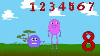 Counting Backwards from 10 - The Numberniks #3