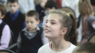 В гостях у воспитанников Московской школы-интерната №108