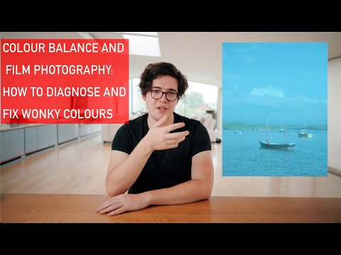 Colour Balance and Film Photography: How to Diagnose and Fix Wonky Colours
