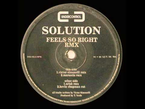 Feels So Right - Solution