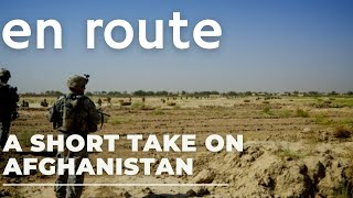 Interview with Andrew Donaldson on Afghanistan