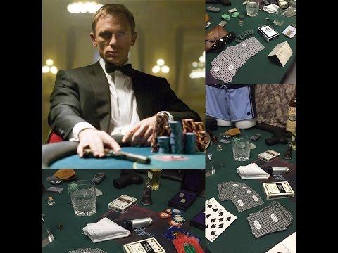 Poker, James Bond Style