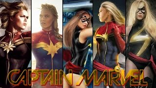 Can Ronda Rousey play Captain Marvel? - Collider