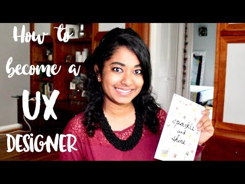 How to become a UX Designer (User Experience)