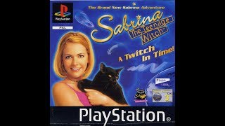 PS1: Sabrina The Teenage Witch - A Twitch in Time! (HD / 60fps)