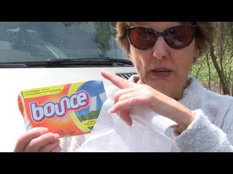The RV Lifestyle Channel: Removing Bug Splatter