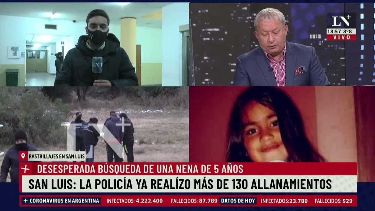 Download San Luis. Guadalupe está desaparecida hace 3 días: desesperada búsqueda e hipótesis de lo ocurrido