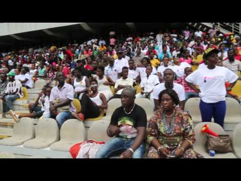Despite&Special Group Fun games @ Accra Sports Stadium