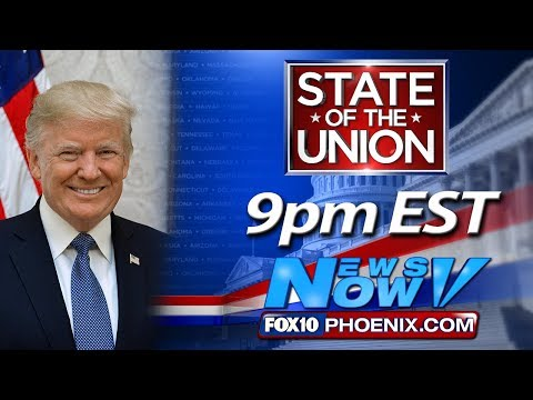 FULL COVERAGE: President Donald Trump holds first State of the Union plus Democratic response (FNN)