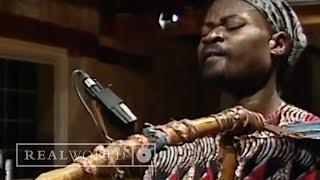 Ayub Ogada - Wa Winjigo Ero (live at Real World Studios)