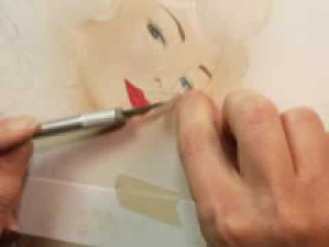 How to Airbrush Pin-Ups