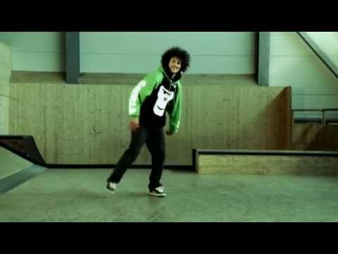 GORILLA Breakdance - For-Backward (6) D