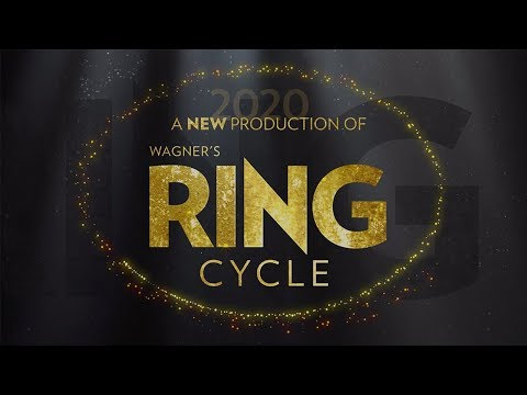 Experience Wagner's RING CYCLE // Coming To Lyric Opera Spring 2020