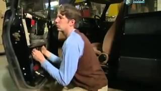 Saab 900 Диагностика и ремонт электро стеклоподъемника в двери(, 2013-04-07T14:20:21.000Z)