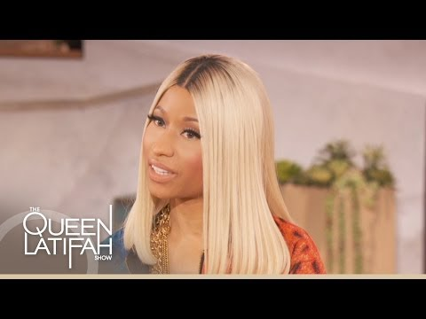 Nicki Minaj Talks Entrepreneurship and Being a Female Rapper on The Queen Latifah Show