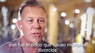 Entrevista a James Hetfield subtituada en ESPAÑOL