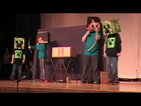 SCHOOL TALENT SHOW CRINGE COMPILATON