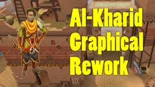 Thoughts on Al Kharid Rework, Ozan Quests & Challenge System
