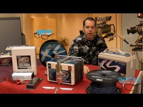 Showtime Electronics- XS Power Battery Review And Learning Session