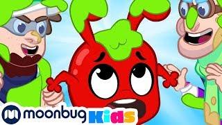 Morphle Gets SLIMED! - My Magic Pet Morphle | Cartoons For Kids | Morphle TV | Halloween