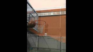 Andy Grammer - 2012 Headline Tour Diary - Basketball Trick Shots!!