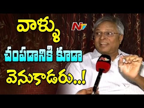 "Must Watch: Undavalli Arun Kumar about ""Reasons Why Polavaram Project is Getting Late?"" 
