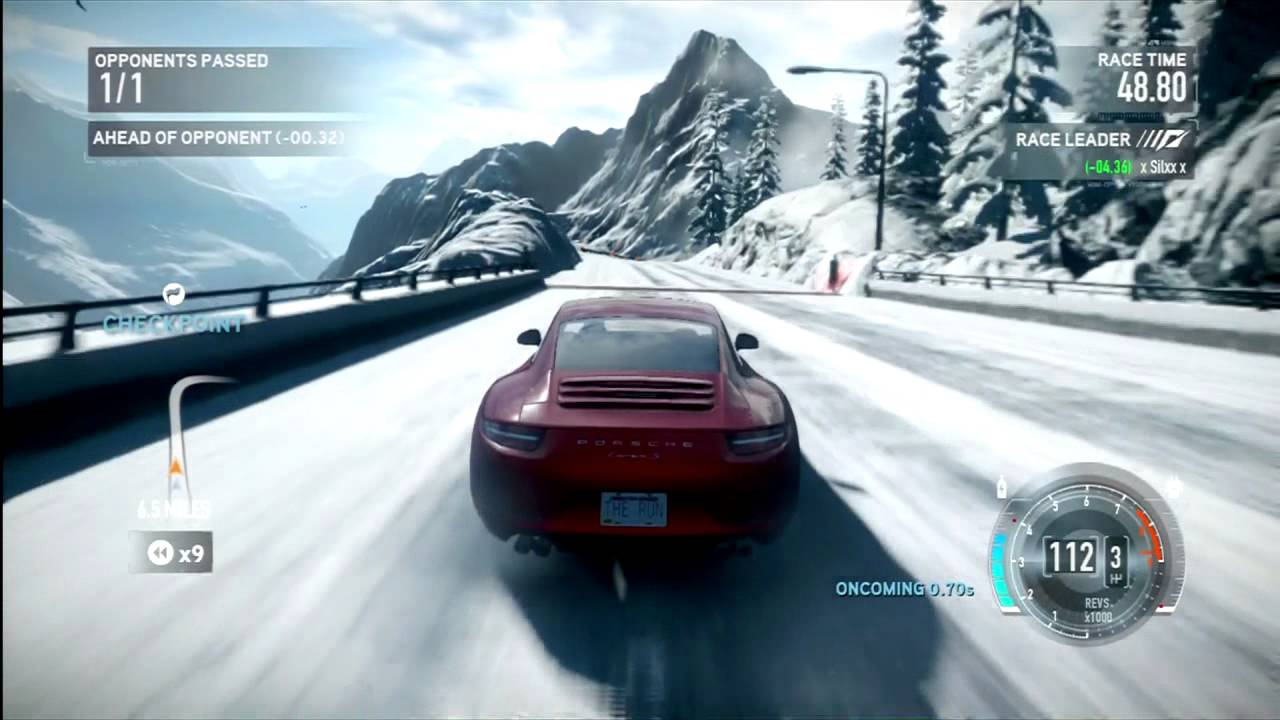 la demo jouable de need for speed the run
