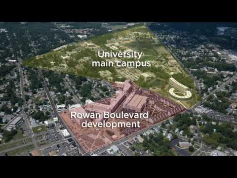 Public-Private Partnerships at Rowan University