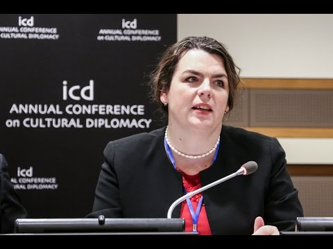 Elisabeta David (Deputy Permanent Representative of Romania to the United Nations)