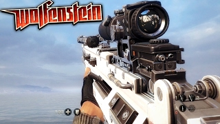 Wolfenstein The New Order Gameplay: Nazi War Machine
