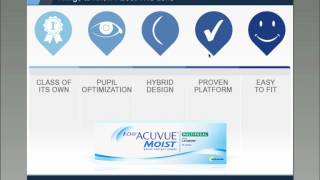 1-Day Acuvue Moist Multifocal: Pearls and Patient Experiences - Dr. Melissa Barnett